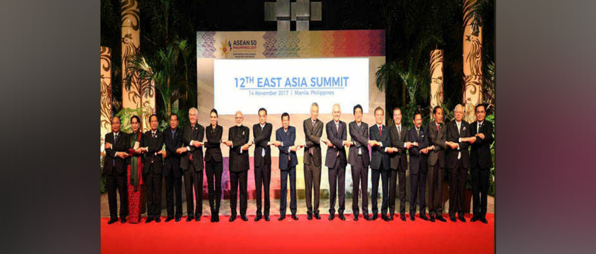 12th East Asia Summit, November 14, 2017, Manila, Philippines