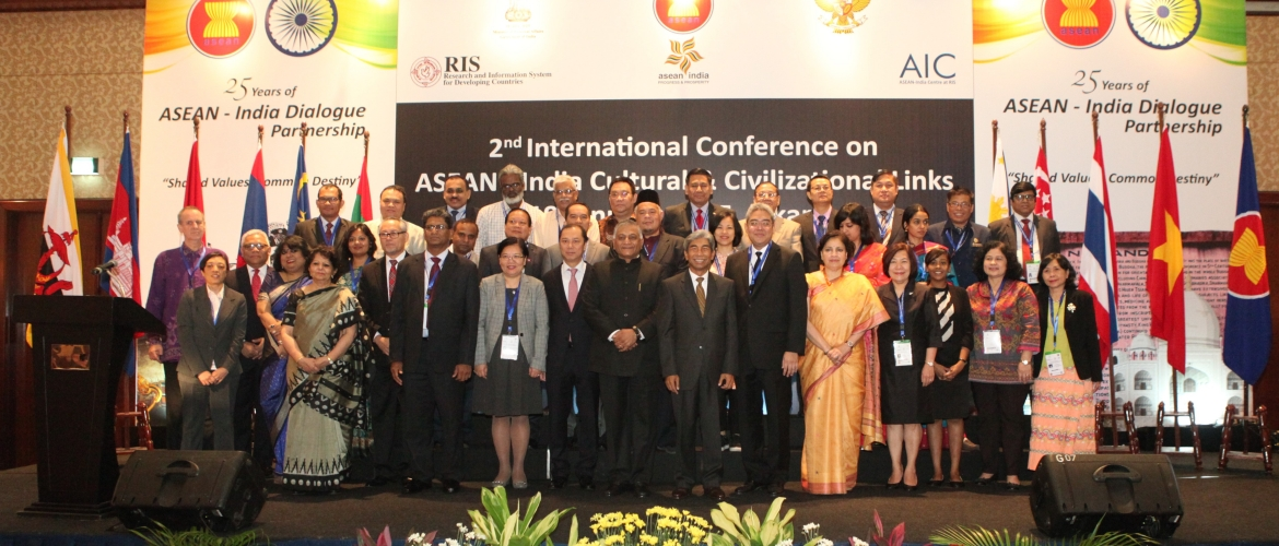 2nd International Conference on ASEAN-India Cultural and Civilizational Links